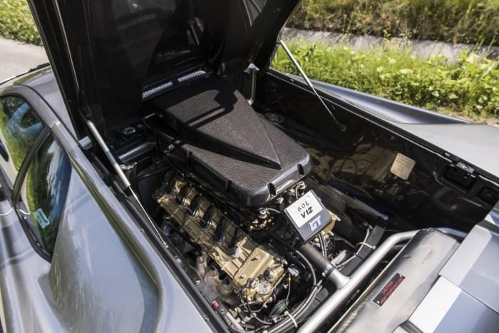 мощность двигателя ламборджини