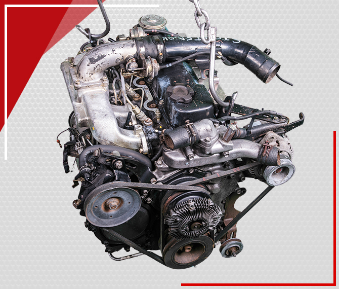 Конструктивные особенности двигателя «Ниссан» QD32