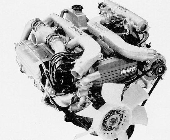 Характер двигателей линейки 1G FE