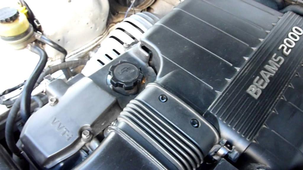Двигатели 1G: технические характеристики