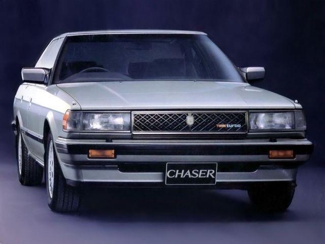 Toyota Chaser с мотором 1G