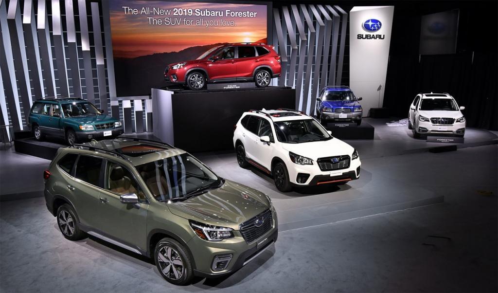 Subaru Forester SF5: технические характеристики, фото и отзывы владельцев