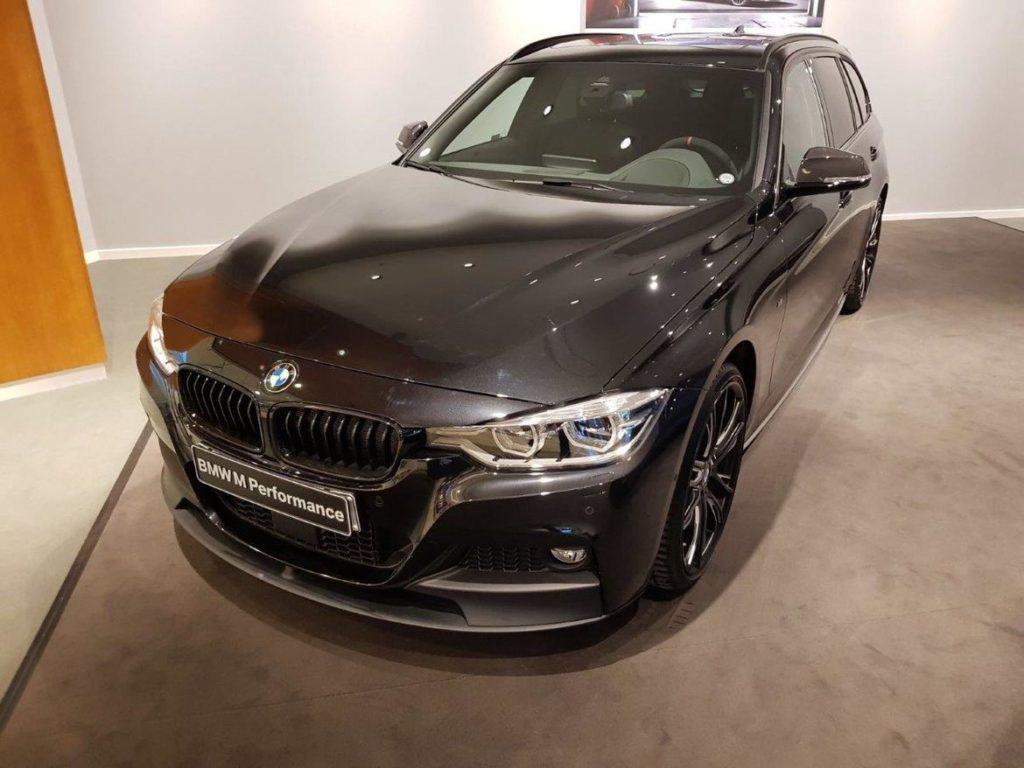 Серия «BMW 340» g20