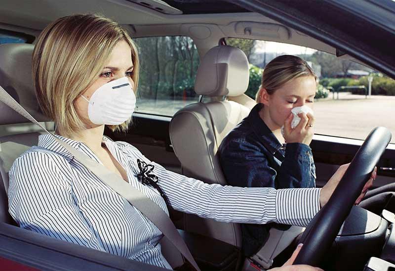 Выхлопные газы могут пахнуть по-разному
