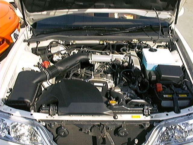 Двигатель 2LTE: технические характеристики