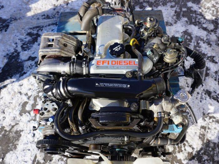 Странный код ошибки 32 двигателя 2lte