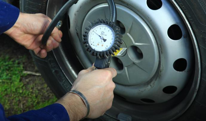 Особенности выбора давления в шинах