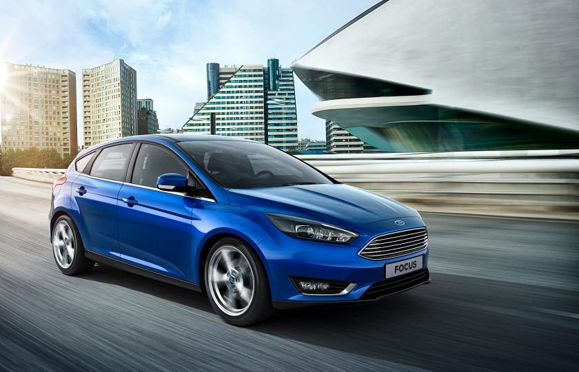 Ford focus 3 рестайлинг