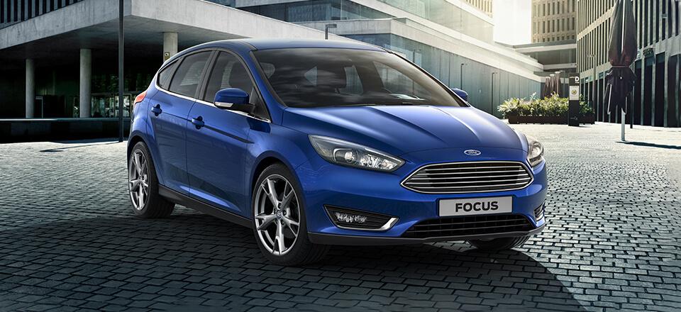 Ford Focus 3 Titanium