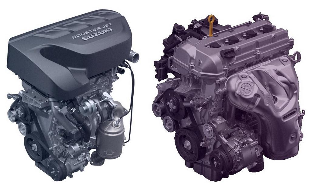 Двигатели 1.4 Boosterjet 140 л.с