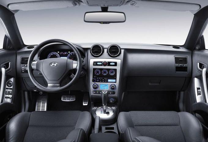 Тюнинг салон Hyundai Getz