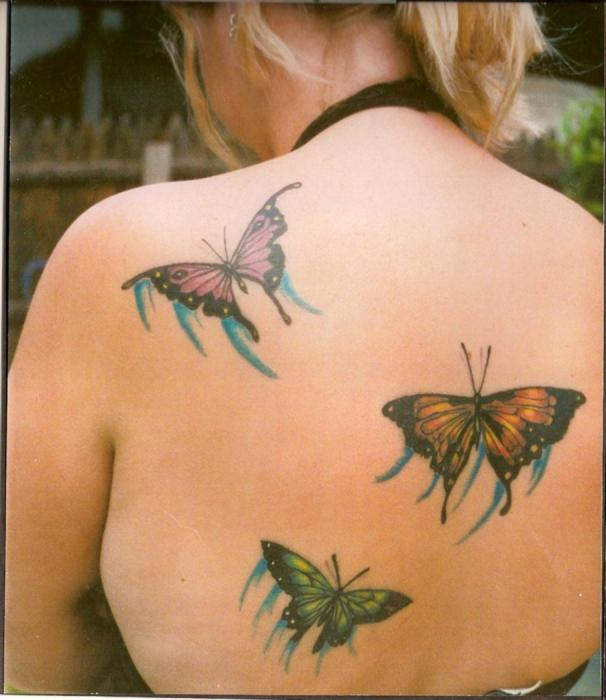 Татуировка для девицы: делаем верный выбор