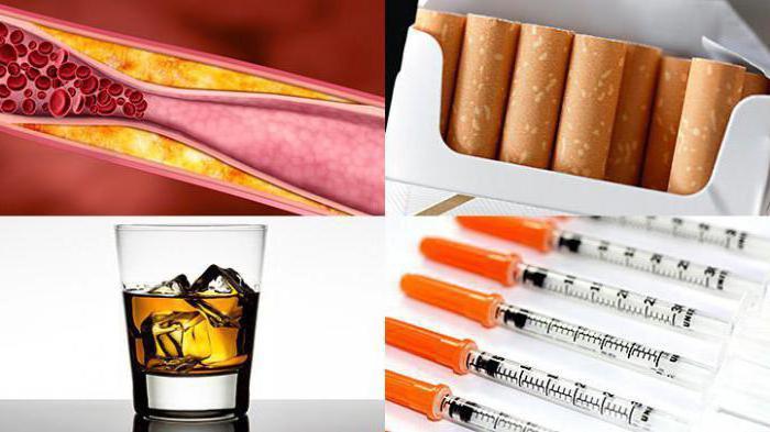 факторы определяющие риск для здоровья