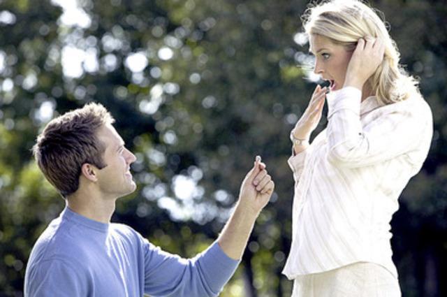 Как сделать предложение руки и сердца: несколько вариантов