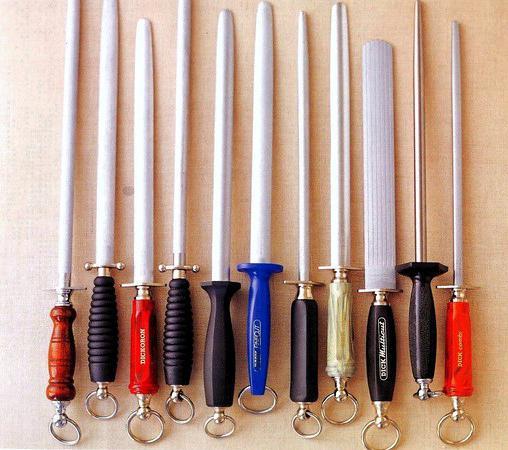 мусаты для заточки ножей