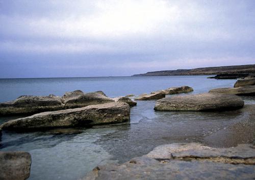 Происхождение Каспийского озера