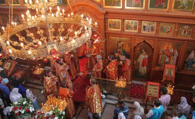 храмы омска