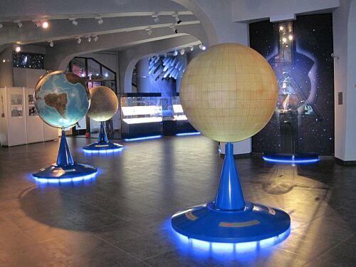 кабинет астрономии картинки