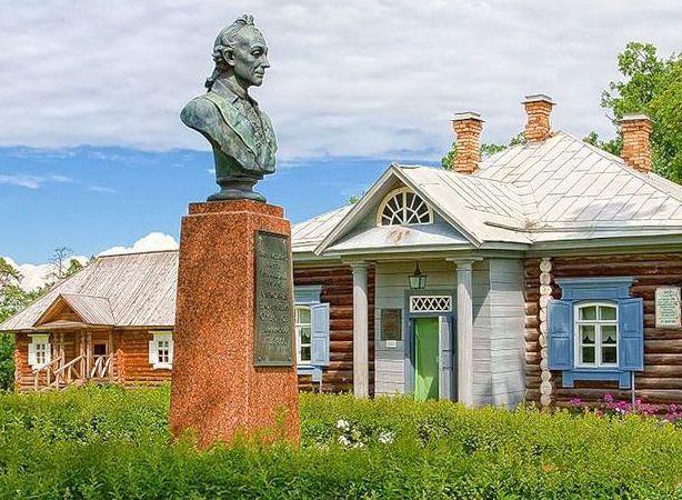 Усадьба Суворова в Боровичах