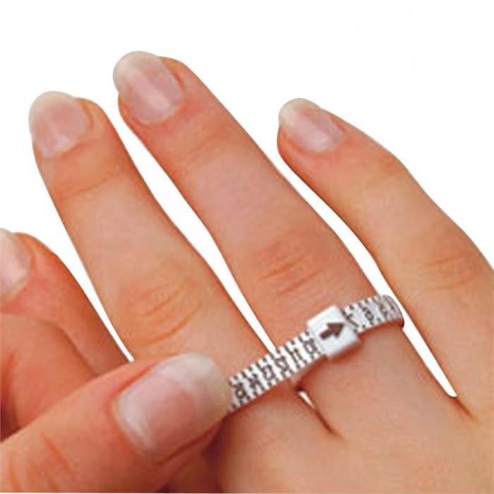 как измерить размер кольца