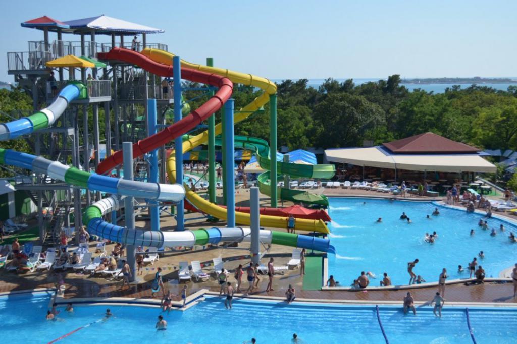 аквапарк эллада кабардинка официальный сайт фото покровская появилась