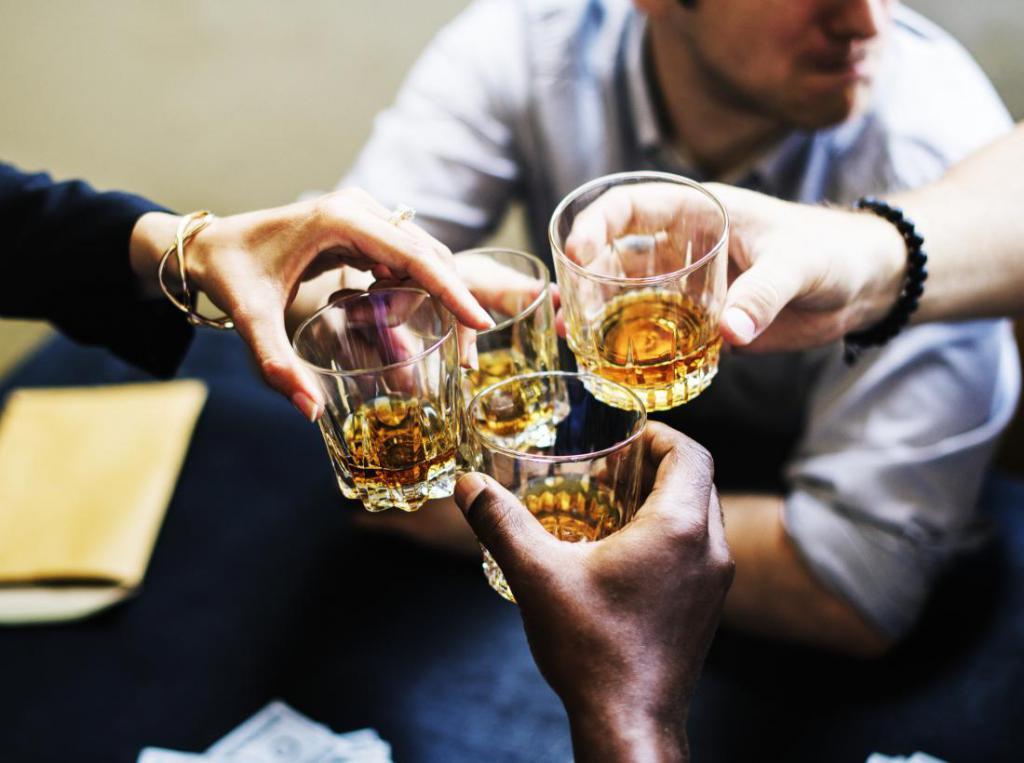 вред алкоголя
