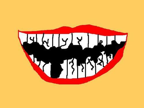 крошащиеся зубы сонник