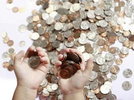 К чему снятся деньги (мелочь)