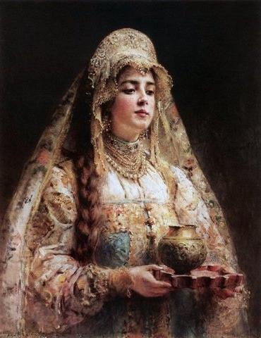 Иван грозный жена секс