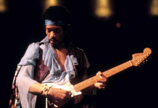 Самый избранный гитарист на мире