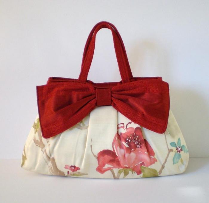 Женская сумка из натуральной кожи ручной работы 10