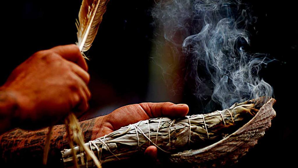 shaman smoke feather