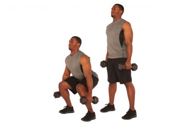 аэробные упражнения для сжигания жира без ног