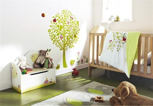 Как избрать набор для кровати для новорожденных?