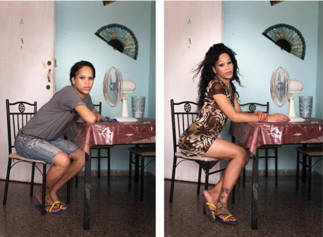 Гармональная терапия при транссексуализме