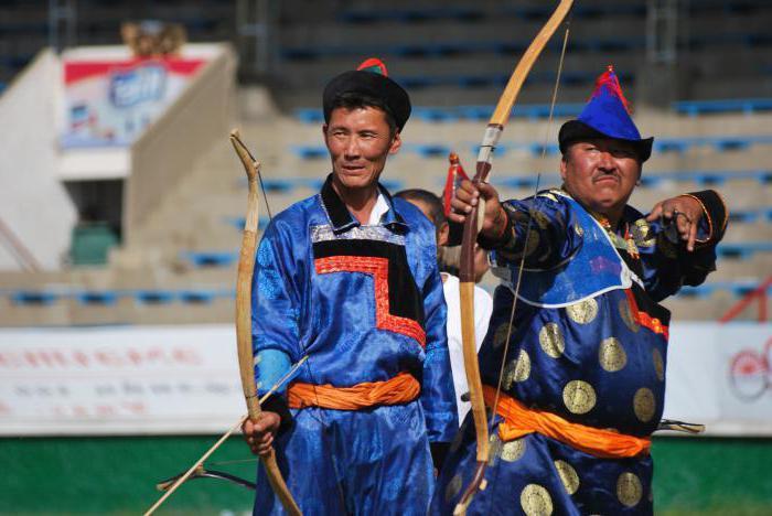 Традиции бурятского народа фото