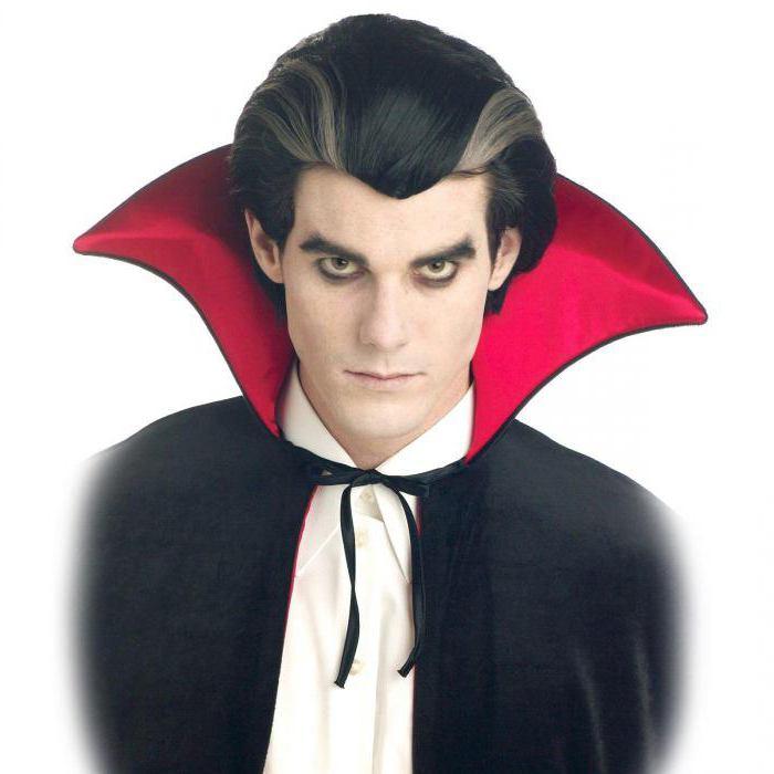 Дракула костюм