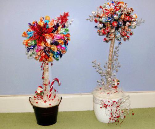 Пенопластовые новогодние шары