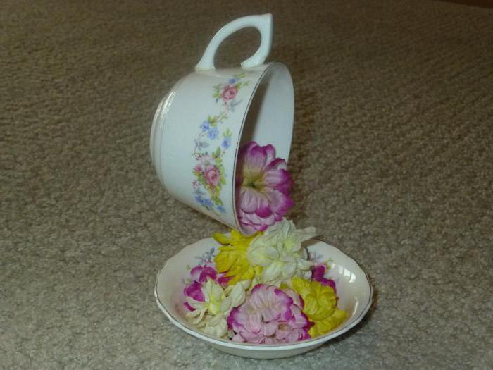 Чашки с цветами своими руками фото 74