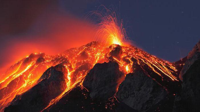 Вулкан своими руками