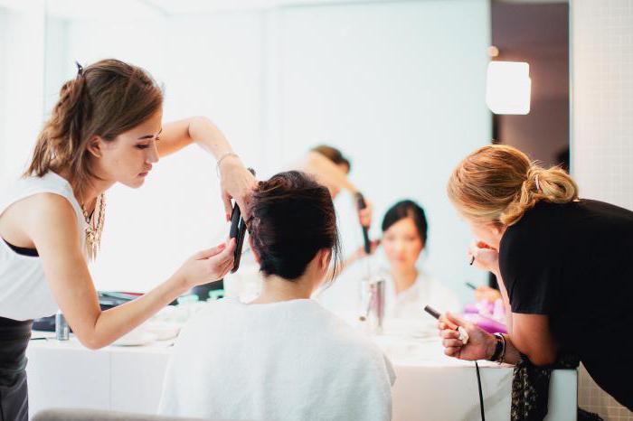 Салоны стилистов парикмахеров