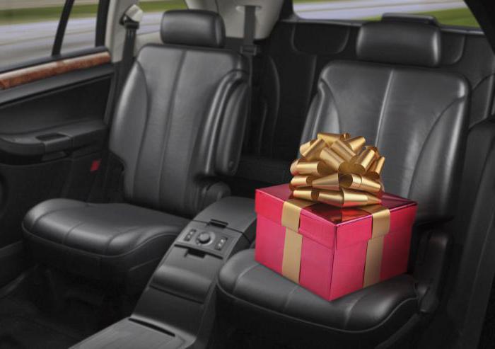Подарок: картинки и фото машина подарок, скачать фотки на 730