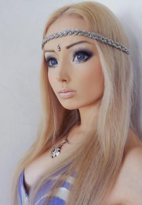 Девушка валерия лукьянова