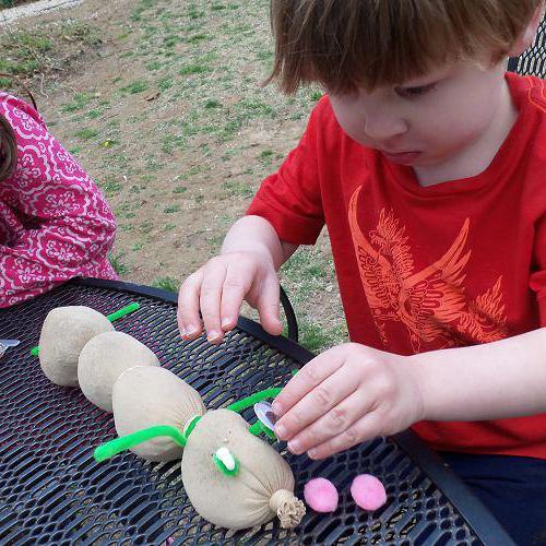 Как сделать травянчика своими руками