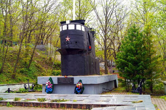кладбище подводных лодок на дальнем востоке