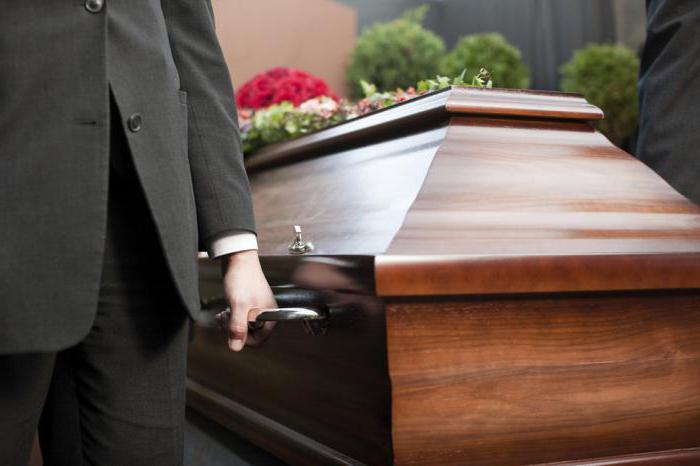 Инструкция первых действий когда человек умер