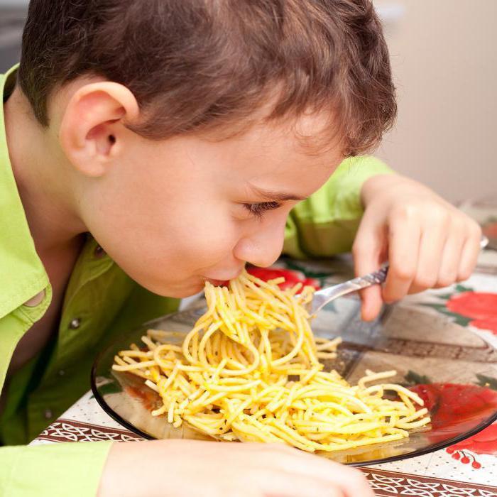 Когда можно давать макароны детям? Рекомендации от ... давать
