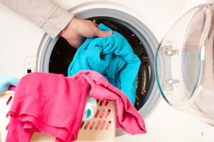 Как удалить плесень в стиральной машине