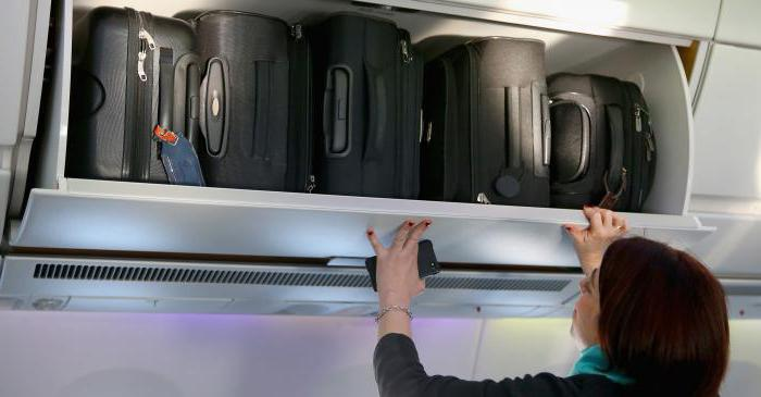 Какую ручную кладь можно брать в самолет