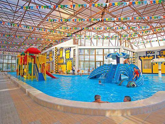 Осьминожка аквапарк